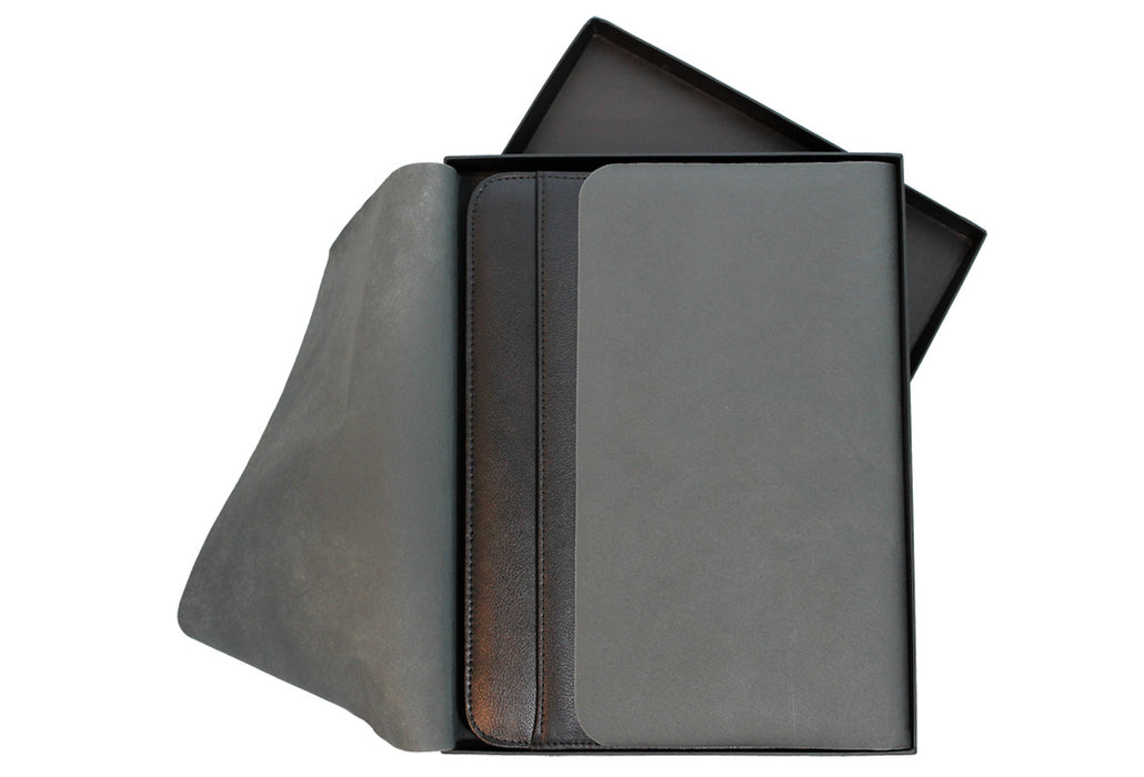 Bullet Proof Notebook Folio