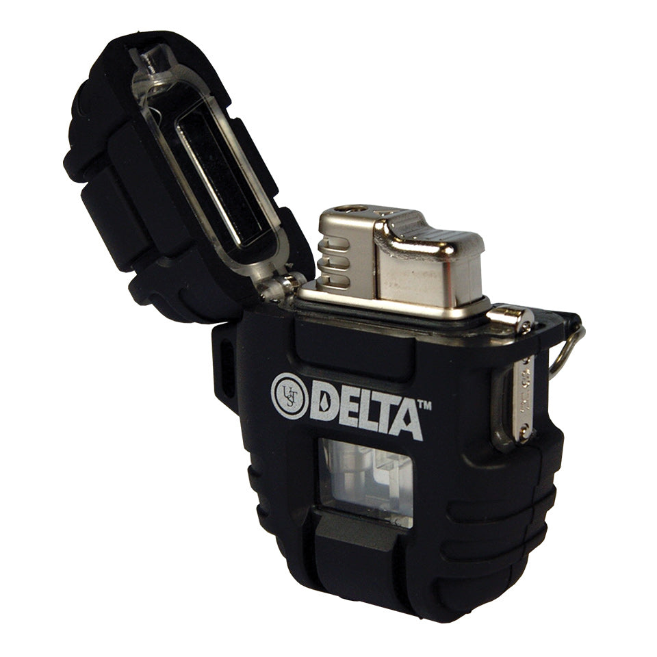 Delta™ Stormproof Lighter, Black