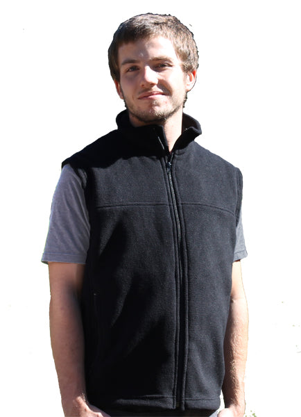 Fortress Fleece Vest (Bullet Proof)
