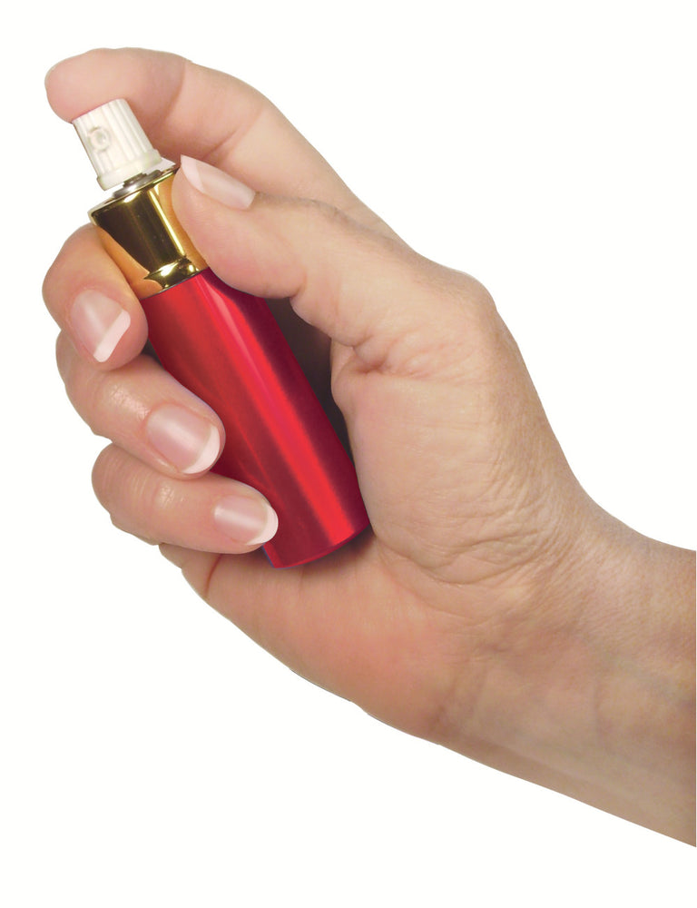 3/4 oz Lipstick Pepper Spray (4 colors available)