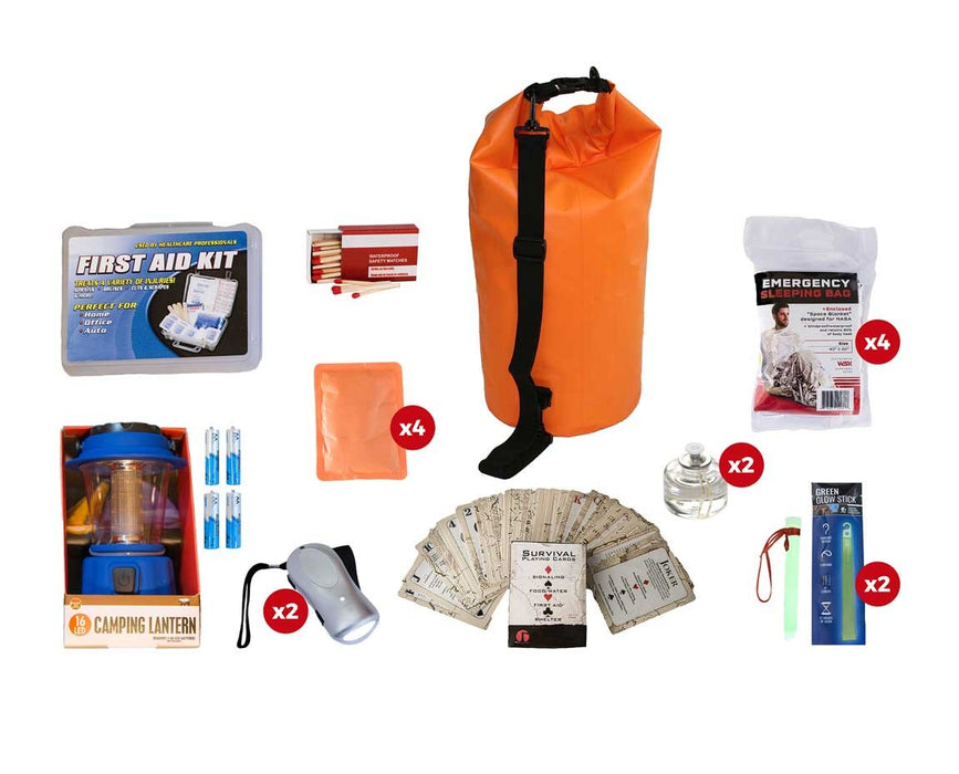 Family Blackout Kit - Waterproof Dry Bag
