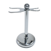Chrome Shaving Stand