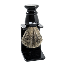 Ebony Badger Brush
