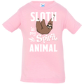 SLOTH IS MY SPIRIT Infant Jersey T-Shirt