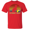 I DO WHAT I WANT Youth 5.3 oz 100% Cotton T-Shirt