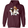 BEAGLE 3D Pullover Hoodie 8 oz.