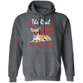 THE REAL LOVE OF MY LIFE LADIES Pullover Hoodie 8 oz.