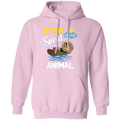 OTTERS ARE MY SPIRIT ANIMAL LADIES Pullover Hoodie 8 oz.