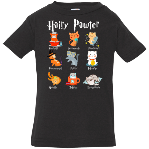 HAIRY PAWTER Infant Jersey T-Shirt