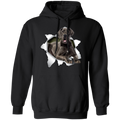 GREAT DANE 3D LADIES Pullover Hoodie 8 oz.