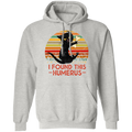 I FOUND THIS HUMERUS Pullover Hoodie 8 oz.