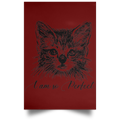 I AM SO PERFECT Satin Portrait Poster