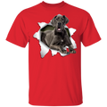 GREAT DANE 3D Youth 5.3 oz 100% Cotton T-Shirt