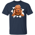 POODLE 3D Youth 5.3 oz 100% Cotton T-Shirt