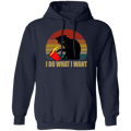 I DO WHAT I WANT Pullover Hoodie 8 oz.