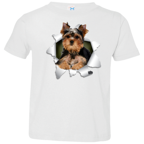YORKSHIRE TERRIER Toddler Jersey T-Shirt