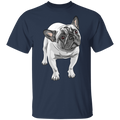 FUNNY ENGLISH BULLDOG Youth 5.3 oz 100% Cotton T-Shirt