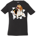 BOSTON TERRIER 3D Infant Jersey T-Shirt