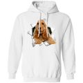ENGLISH COCKER 3D Pullover Hoodie 8 oz.
