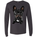 CUSTOMIZED PET PRINT ART Men's Jersey LS T-Shirt