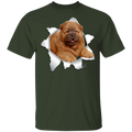 CHOW CHOW 3D Youth 5.3 oz 100% Cotton T-Shirt