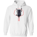 GREAT DANE ZIP-DOWN LADIES Pullover Hoodie 8 oz.