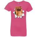 GERMAN SPITZ KLEIN Girls' Princess T-Shirt