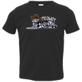 MEOWDY TEXAS CAT Toddler Jersey T-Shirt