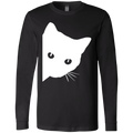 CUTE SPY CAT Men's Jersey LS T-Shirt