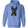 CUSTOMIZED PET PRINT ART Pullover Hoodie 8 oz.