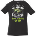 THIS IS MY HUMAN COSTUME Infant Jersey T-Shirt