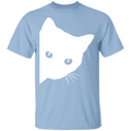 CUTE CAT SPY Youth 5.3 oz 100% Cotton T-Shirt