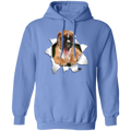 BOXER 3D Pullover Hoodie 8 oz.