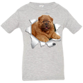 CHOW CHOW 3D Infant Jersey T-Shirt