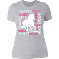 HORSE LOVER Ladies' Boyfriend T-Shirt