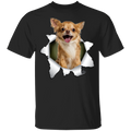 CHIHUAHUA 3D Youth 5.3 oz 100% Cotton T-Shirt