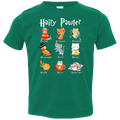 HAIRY PAWTER Toddler Jersey T-Shirt