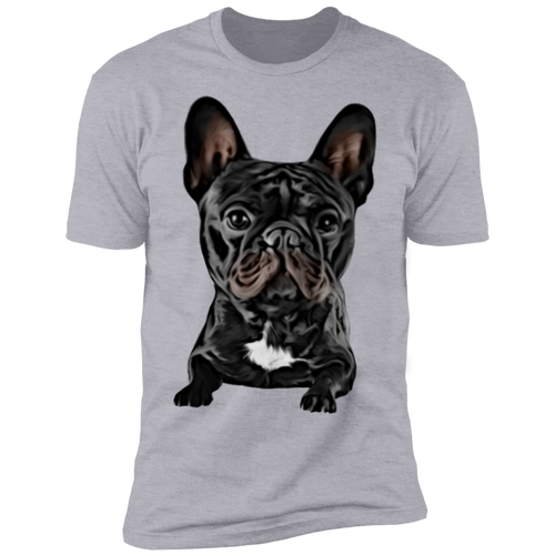 CUSTOMIZED PET PRINT ART Premium Short Sleeve T-Shirt