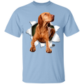 VIZSLA 3D Youth 5.3 oz 100% Cotton T-Shirt