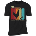 THE CHICKEN DAD Premium Short Sleeve T-Shirt