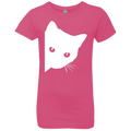 CUTE SPY CAT Girls' Princess T-Shirt