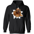 CHOW CHOW 3D Pullover Hoodie 8 oz.