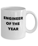 Engineer of the Year - version 1 - 11 Ounce Mug