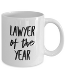 Lawyer of the Year - version 2 - 11 Ounce Mug