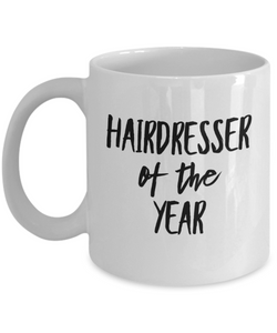 Hairdresser of the Year - 11 Ounce Mug