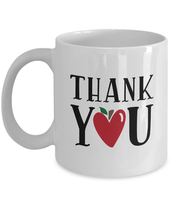 Thank You (version 5) - 11 Ounce Mug