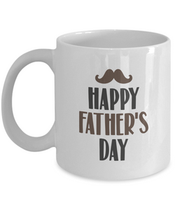 Happy Father's Day (version 1) - 11 Ounce Mug