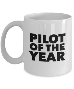 Pilot of the Year - 11 Ounce Mug