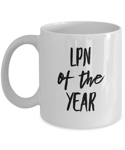 LPN of the Year - version 1 - 11 Ounce Mug