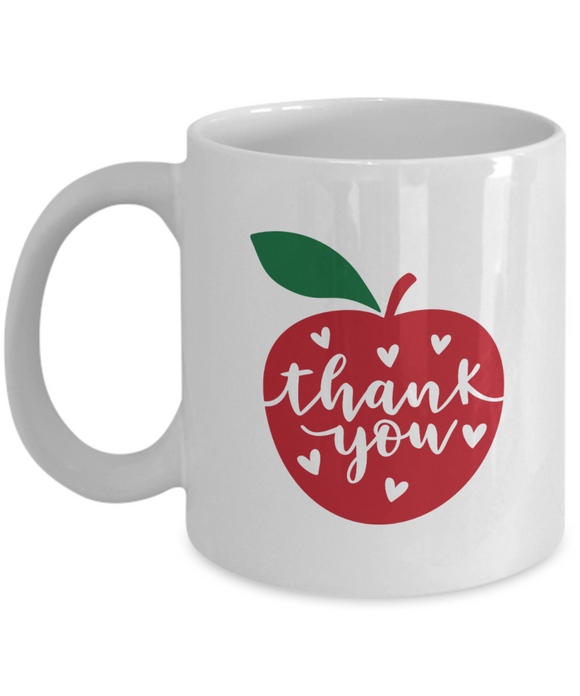 Thank You (version 1) - 11 Ounce Mug